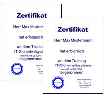 Zertifikat-LDC